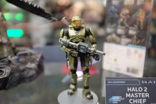 Halo 2 Master Chief prototype