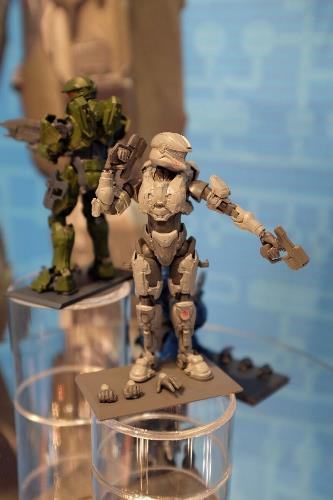 Bandai Commander Sarah Palmer Series 2 SprüKit prototype