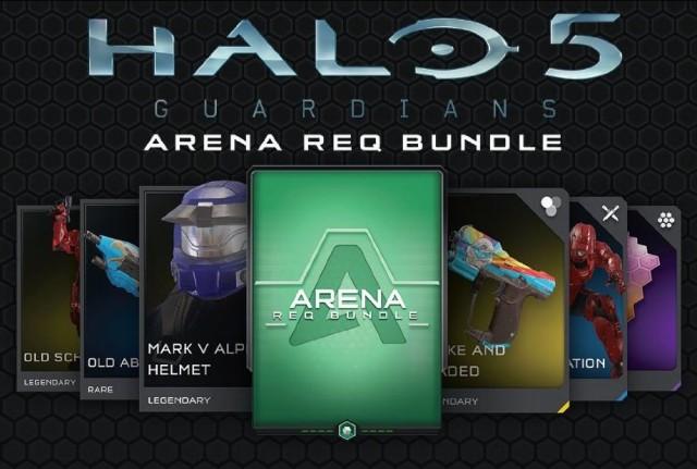 Arena REQ Bundle