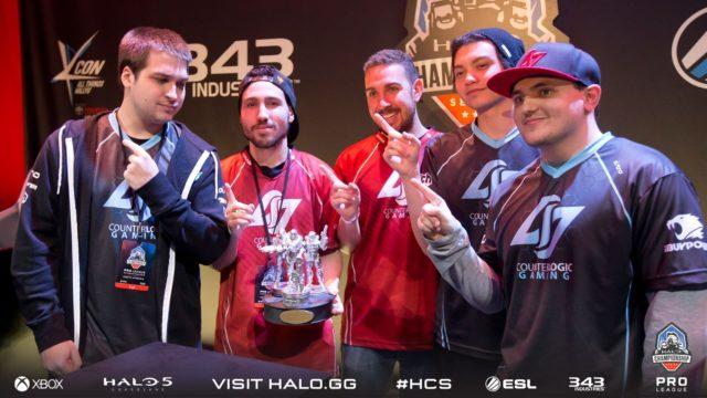 HCS CLG Winning Pose