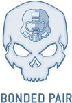 Bonded Pair Skull