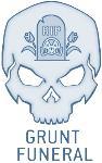 Grunt Funeral Skull