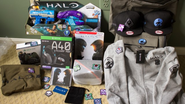 Halo 5 Goodies Thumb