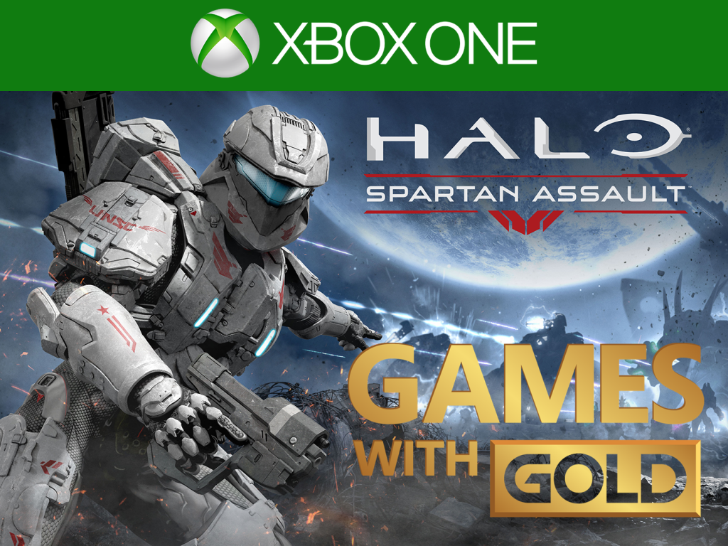 Halo: Spartan Assault - Games with Gold on Xbox One