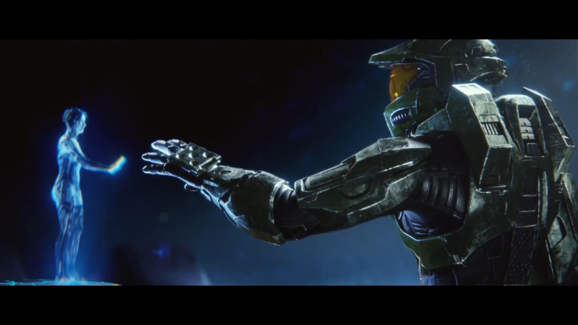 Halo 2 Anniversary Cinematics Screen Grabs Podtacular