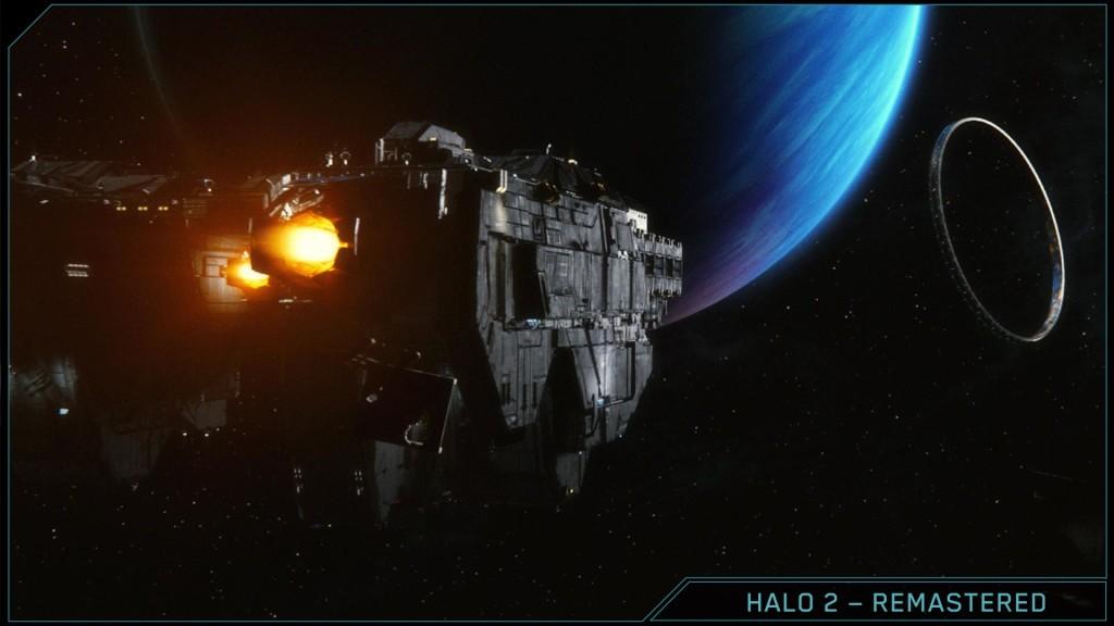 Halo 2 Anniversary - Delta Halo Remastered