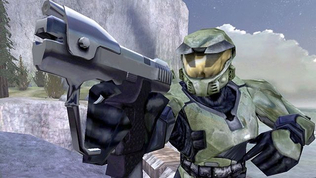 Halo: Combat Evolved Close-Up