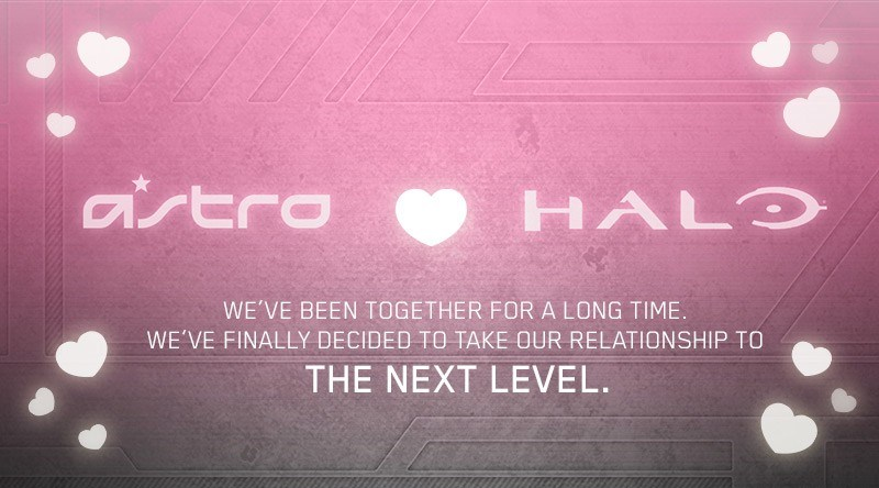 Halo and ASTRO Partner Up
