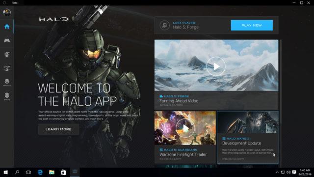 The Halo App