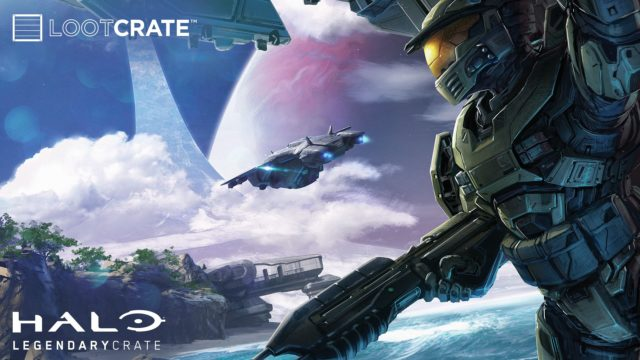 Halo Loot Crate #3