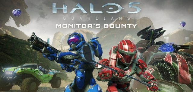 Halo: Monitor's Bounty