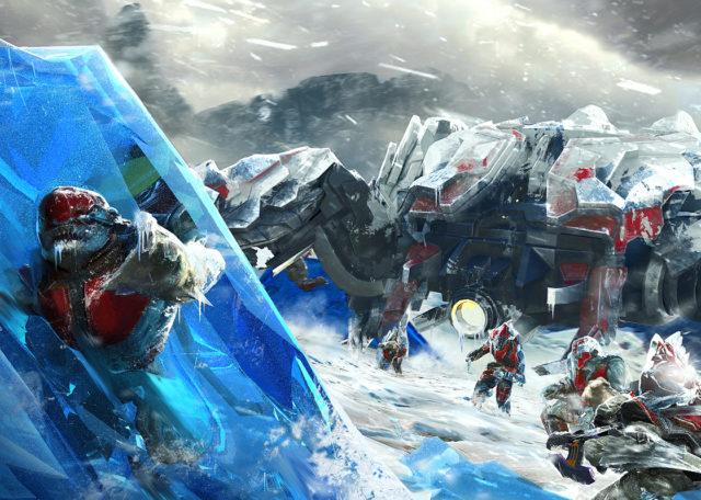 Halo Wars 2 DLC Operation Spearbreaker and Leader Serina